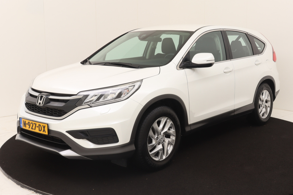 Honda-HONDA CR-V-thumb